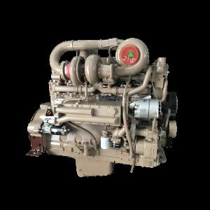 Cummins engine for construction